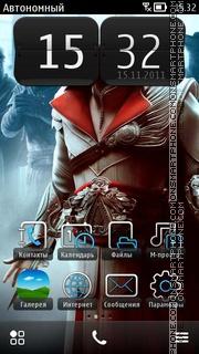 Assassins Creed 10 theme screenshot