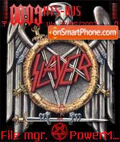 Slayer es el tema de pantalla