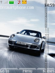 Porsche 911 07 theme screenshot