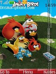 Angry Birds 13 es el tema de pantalla