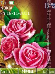 Roses 06 theme screenshot