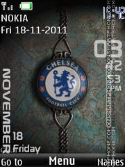 Chelsea Fc 06 theme screenshot