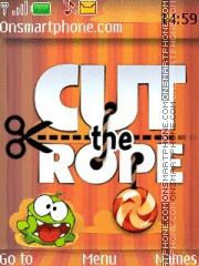 Cut The Rope 01 tema screenshot