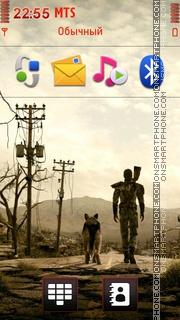 Fallout 3 02 es el tema de pantalla
