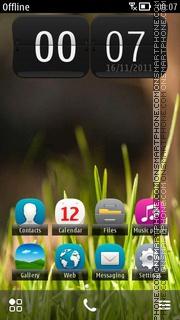 N8 Evolution Anna 01 theme screenshot