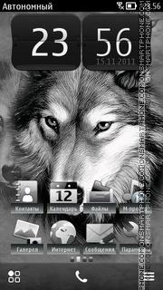 Grey Wolf es el tema de pantalla