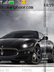 Maserati 2013 theme screenshot
