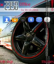 Nfs 10 theme screenshot
