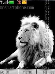 Lion 33 theme screenshot