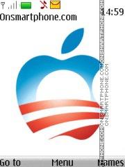 Capture d'écran Apple 21 thème