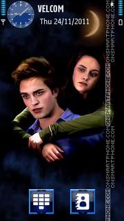 Twilight es el tema de pantalla