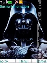 Dart Vader tema screenshot