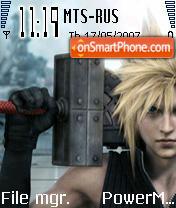 Final Fantasy 01 es el tema de pantalla