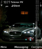 Sport Car theme screenshot
