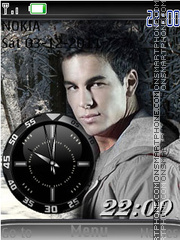 Mario Casas Theme-Screenshot