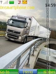 Volvo Fh16 01 tema screenshot