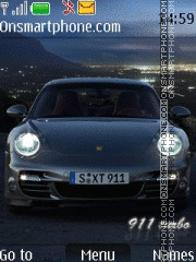 Porsche 911 08 Theme-Screenshot