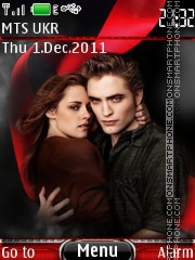 Twilight theme screenshot