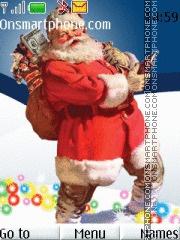 Santa Cola theme screenshot
