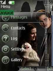 Breaking Dawn CLK theme screenshot