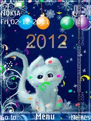 Happy New Year 2021 theme screenshot