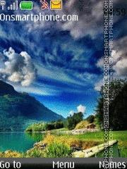 Nature 5802 theme screenshot