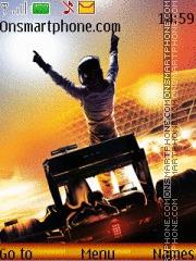 Formula1 Championship es el tema de pantalla