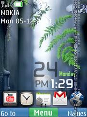 Скриншот темы Android Widgets 01