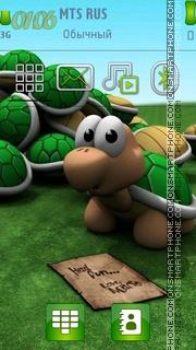 Turtle 03 theme screenshot