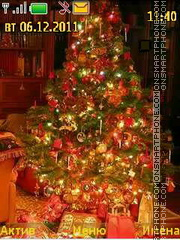 Christmas 3 theme screenshot