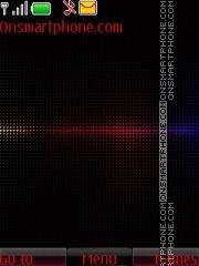 Скриншот темы Xperia 03