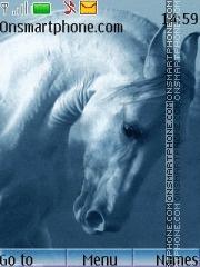 Horse 09 es el tema de pantalla