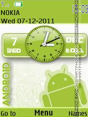 Android V1 Theme-Screenshot