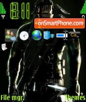 Splinter Cell 03 theme screenshot