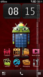 Android 04 Theme-Screenshot