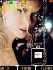 Nicole Kidman theme screenshot