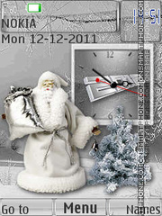 New Year 2 By ROMB39 theme screenshot