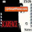 Scarface es el tema de pantalla