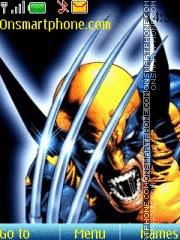 Marvel Comics 2011 theme screenshot