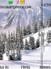 Winter View 03 theme screenshot