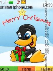 Скриншот темы Merry Christmas 2015