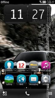 Chevrolet Suburban theme screenshot