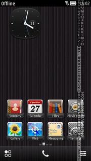 Скриншот темы Full HD Stail