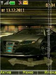 Audi Sport tema screenshot