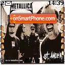 Metallica 03 theme screenshot