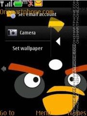 Angry Birds 16 es el tema de pantalla