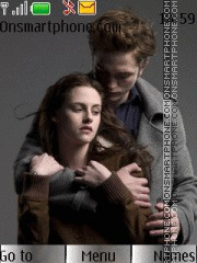 Twilight Couple 04 es el tema de pantalla