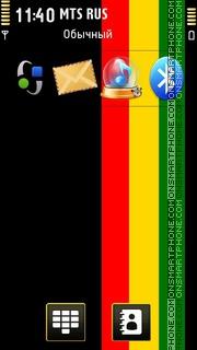 Rasta 02 tema screenshot