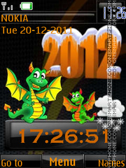 2012 y By ROMB39 theme screenshot