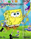 Spongebob Square Pants theme screenshot